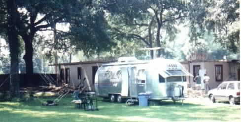 1978 Airstream plus building renovation